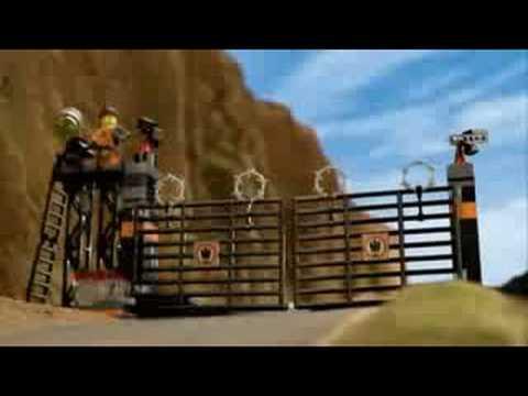 Lego Agents Mission 5: Turbocar