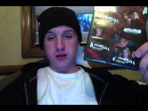 e449325a301 A Nightmare Elm Street 3  Dream Warriors Review - YouTube