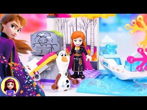 frozen-2-anna's-canoe-expedition-lego-speed-build