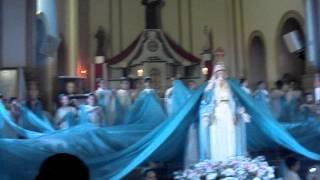 Coroação de Nossa Senhora na Matriz Santo Antonio Cambé