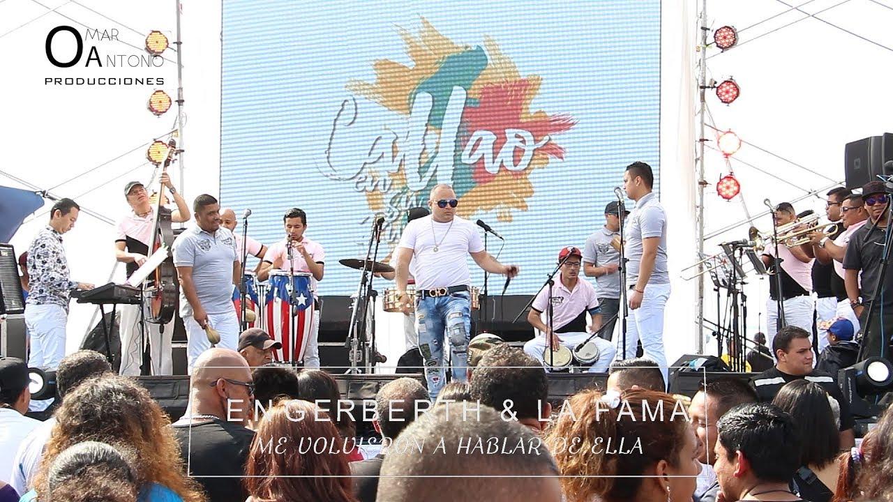 Engerberth & La Fama - Me Volvieron A Hablar De Ella (Festival Gastronomico Chucuito 2017)