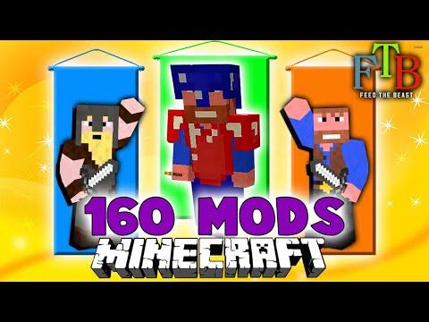 CAPTAIN AMERICA ARMOR! (FTB Minecraft Mod)(4 ) - YouTube