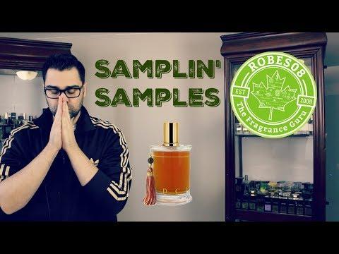 Samplin' Samples :  Chypre Palatin By Parfums MDCI (2012)