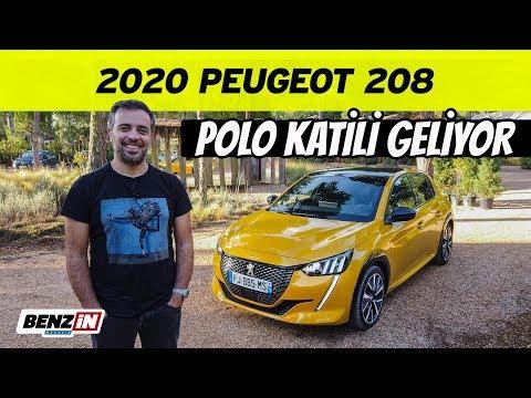 Peugeot 208 test sürüşü 2020   Elektrikli e-208'i kullandık   Şimdi Polo düşünsün