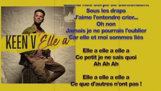 Скачать Keen V Elle A Video Lyrics Officiel