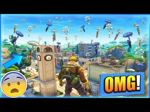 OMG *50 KILLS* PÅ 1 SEKUND!! (Fortnite Svenska)