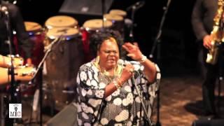 Mayra Caridad Valdés (Afrocuban Messengers) Rimini -gfg MiCaribe