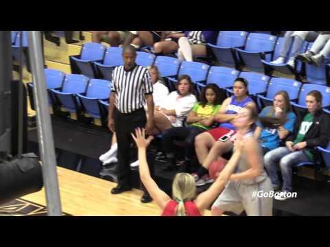 Barton Women's Basketball vs. Northern Oklahoma College