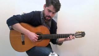 Randy Haddock - Tocando fondo (Silvio Rodríguez)