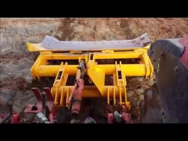 Ripagem de terreno ripping soil preparation du soil Agriplanet