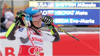 Alpine skiing news - Mikaela Shiffrin sets new record with 15th World Cup win of season