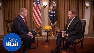 Mike Huckabee offers sneak peek at his interview with Trump