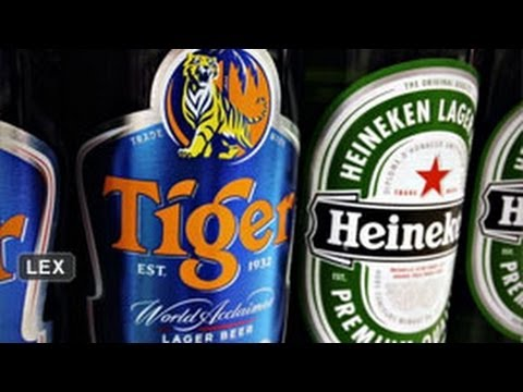 Heineken climbs Tiger mountain