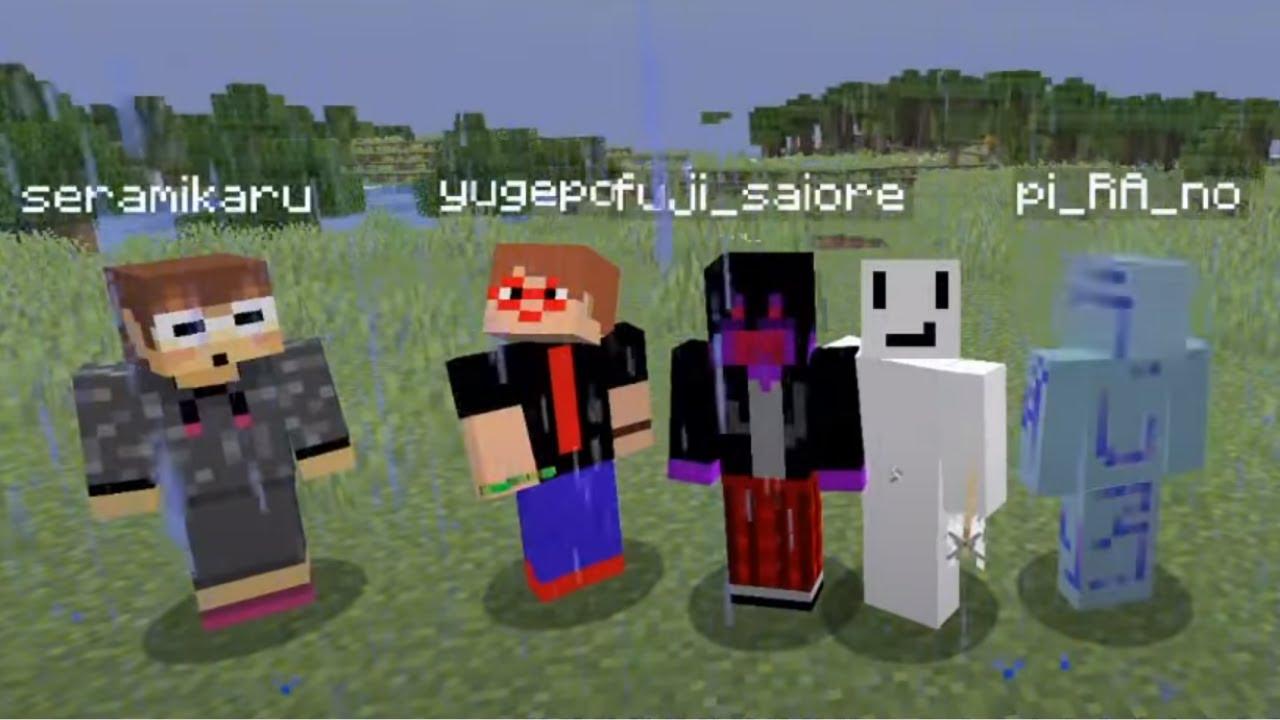 【Minecraft】ゲーム実況わくわく荘