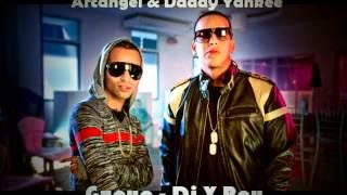 Arcangel Ft. Daddy Yankee - Guaya - Deluxe Edit  Dj X Ray 2012