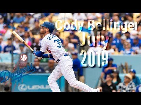 Cody Bellinger - Highlights July 2019