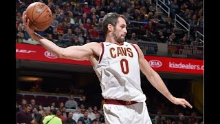 Report: Cavaliers have no interest in trading Kevin Love