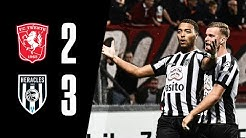 FC Twente - Heracles Almelo   20-09-2019   Samenvatting
