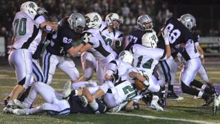2014 Kenston Bomber Football Highlights