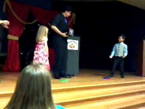 Magic Show at Encino Park Elementary School