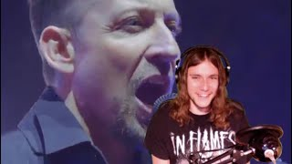Leviathan (Volbeat) - REVIEW/REACTION
