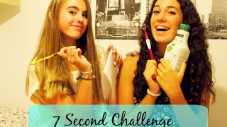 7 Second Challenge|| Miss Mer Thumbnail