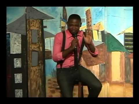 Ngwane Hansel - It's About Time (Full standup comedy show) 2011