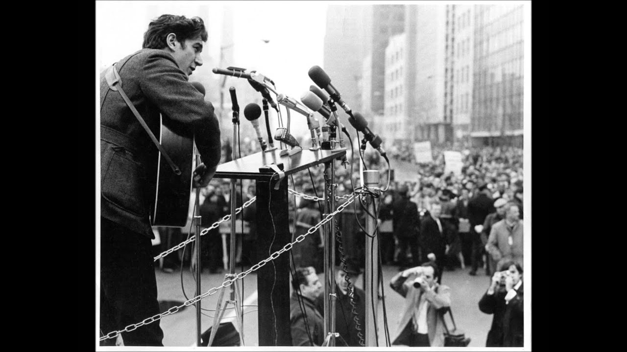 Why Phil Ochs is the obscure '60s folk singer America needs in 2017