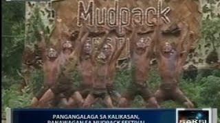 Saksi: Makulay na Mudpack Festival ng Murcia, Negros Occidental