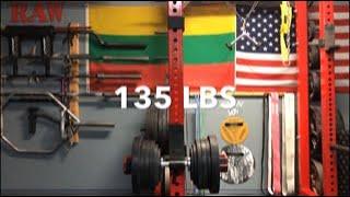 Garage Gym DB's limited real-estate best option!