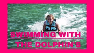 FIRST KISS IN JAMAICA | SWIMMING WITH THE DOLPHINS | THE LEROYS