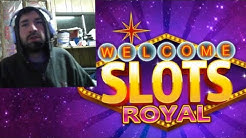 ROYAL SLOTS Free Slot Machines & Casino Games | Mobile Game Android / Ios Gameplay Youtube YT Video