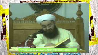 Peygamber Kıssaları Sohbeti   Cübbeli Ahmet Hoca