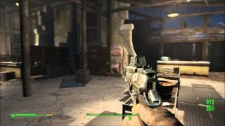 Fallout 4 - Unique Weapon Guide - Wastelander