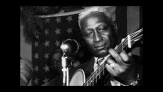 Leadbelly-Boll Weevil