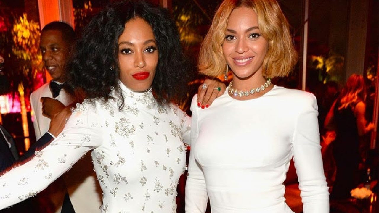 Did Beyonce Force Solange To Give Birth To Blue Ivy - Youtube-3860