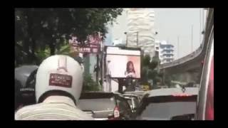 Indonesia Road Obscene video