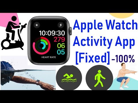 Apple Watch Not Tracking Activity/ Apple Watch Activity Not Working, Use Workout App On Apple Watch