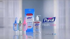 PURELL Hand Sanitizer 2014 TV Commercial