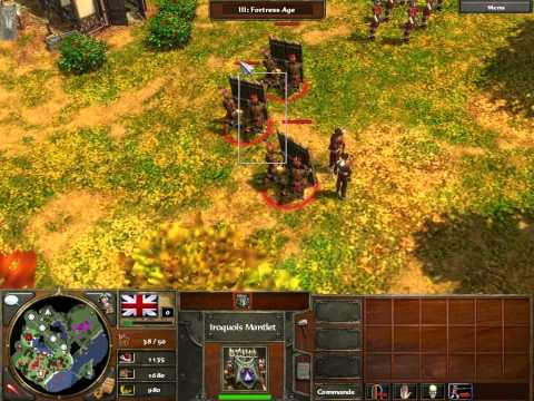 Age of Empires 3: #3 Maritime Mayhem