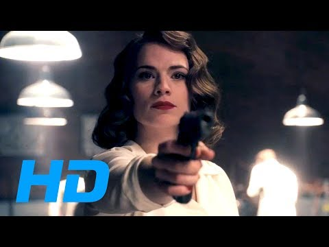 Agent Carter's Jealousy Scene [Captain America / 2011] - Movie Clip HD
