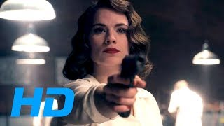 Agent Carter Jealousy Scene [Captain America / 2011] - Movie Clip HD