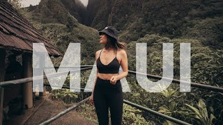 Maui Travel Vlog + Cost of Travel!