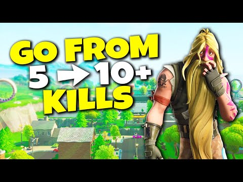 Take Your Game From 5 Kills To 10+ In Fortnite Season 9