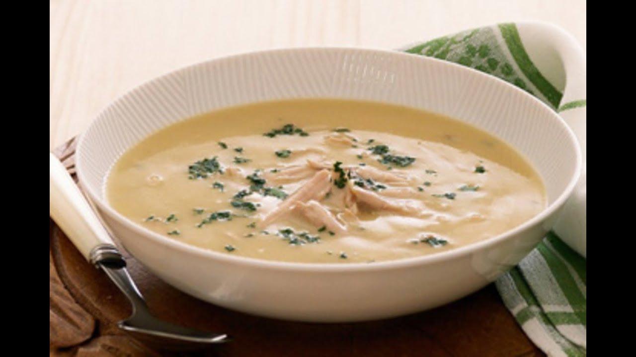как приготовить суп пюре из курицы картофеля и капусты
