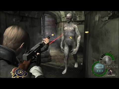 تختيم اللعبة (18) Resident Evil 4 المود الصعب مع جميع اسلحة