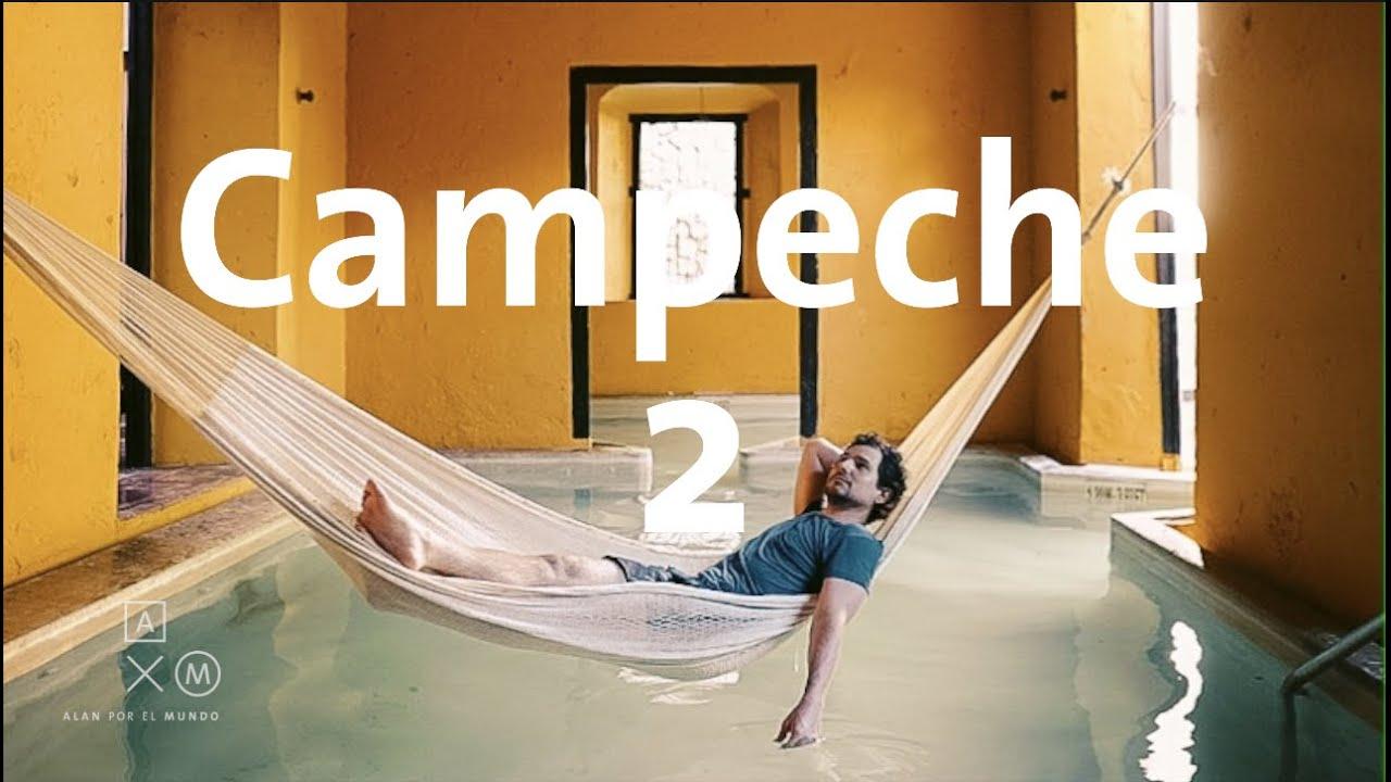 Download Qué hacer y dónde dormir en Campeche | Alan por el mundo Campeche #2