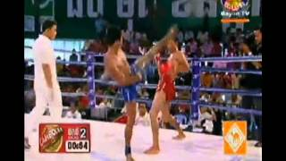 20 July 2014 | Bayon TV | Khmer Boxing | Special in this Sunday Mr  Sal Piseth vs Chan Chheay Mou