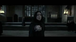 Harry Potter & I Doni Della Morte Parte 2: Piton vs Minerva