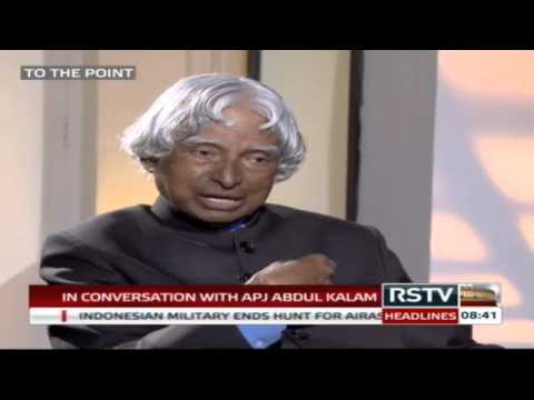 To The Point with Dr. A P J Abdul Kalam